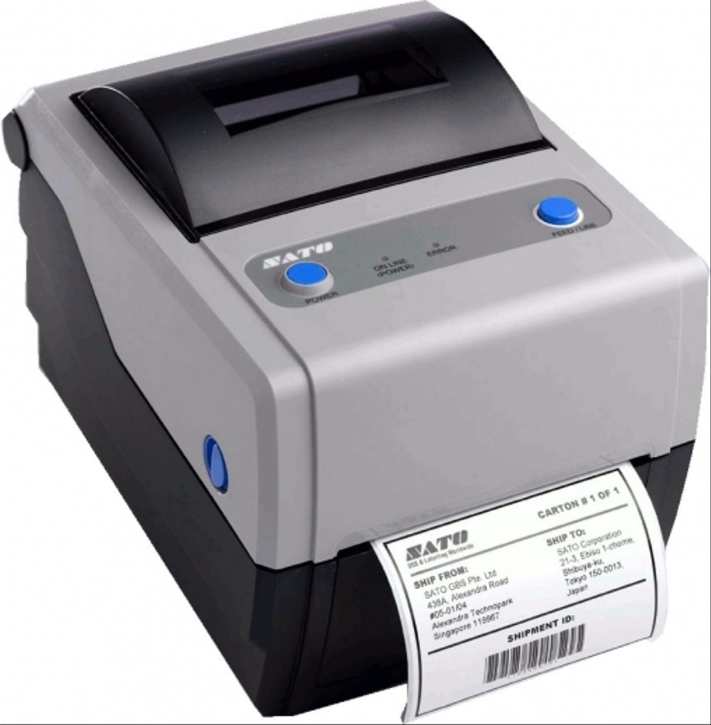 Printer-Barcode-Sato-408