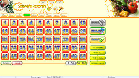 software kasir restoran